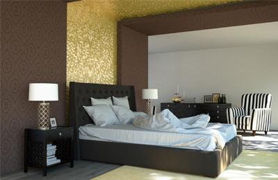 AuBergewohnlich Wand  U0026 Deckengestaltung